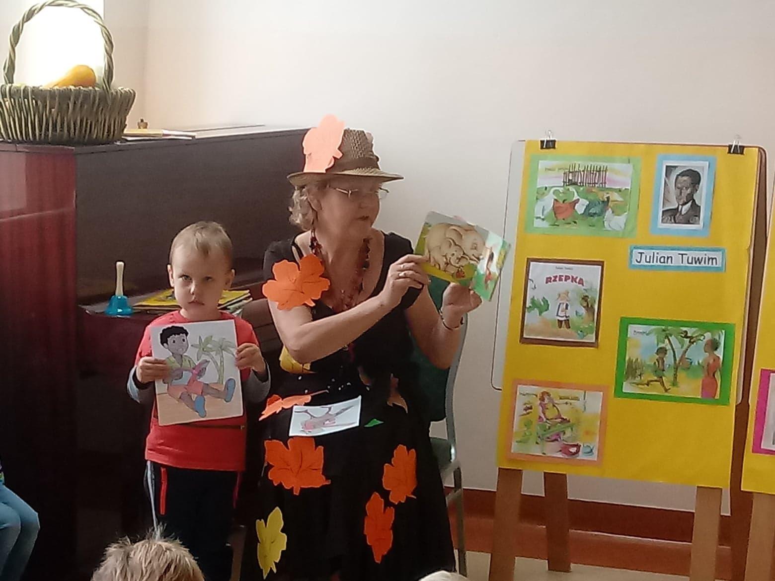 Inauguracja Akcji Cała Polska Czyta Dzieciom Wiersze